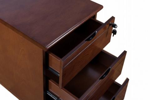birou lemn nuc